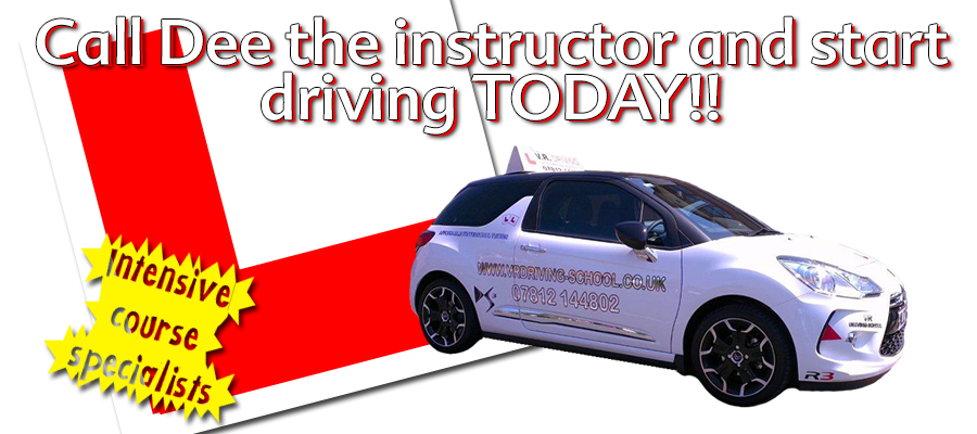 Driving Instructor Atherton